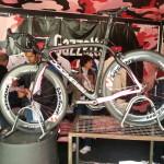 Giro di Italia – obytný vůz a cyklistika