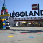 Legoland Deutschland – do Německa s obytným vozem