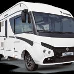 Novinka na půjčovně 2018 Itineo MB 740 – 5 míst s pasy, 3,5t s velkou garáží a ložnicí