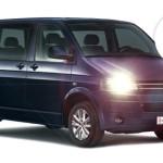 Novinka v naší nabídce – pronájem mikrobusu VW Caravelle